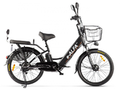 Электровелосипед GREEN CITY e-ALFA New 2020 (Eltreco) - Фото 1