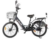 Электровелосипед GREEN CITY e-ALFA New 2020 (Eltreco) - Фото 4