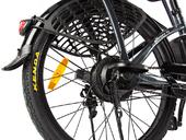 Электровелосипед GREEN CITY e-ALFA New 2020 (Eltreco) - Фото 5