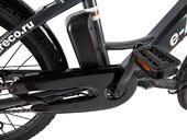 Электровелосипед GREEN CITY e-ALFA New 2020 (Eltreco) - Фото 6