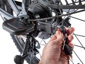 Электровелосипед GREEN CITY e-ALFA New 2020 (Eltreco) - Фото 23
