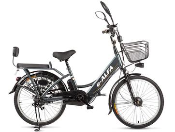 Электровелосипед Green City e-ALFA - Фото 0