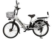 Электровелосипед Green City e-ALFA - Фото 4