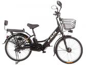 Электровелосипед Green City e-ALFA - Фото 21