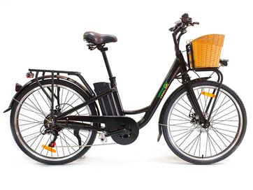 Электровелосипед GreenCamel Briz (350W 36V 10Ah) - Фото 0