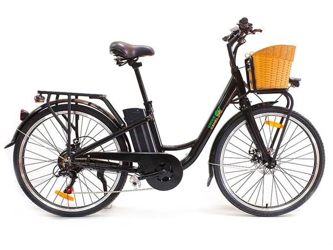 Электровелосипед GreenCamel Briz (350W 36V 10Ah)