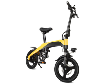 Электровелосипед GreenCamel Карбон T3 (R14 250W 36V LG 7,8Ah)