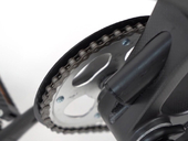 Электровелосипед GreenCamel Карбон XS (R12 250W 36V 7,8Ah LG) - Фото 2