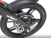 Электровелосипед GreenCamel Карбон XS (R12 250W 36V 7,8Ah LG) - Фото 4