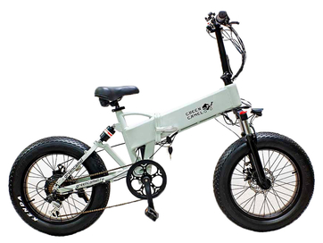 Электро фэтбайк GreenCamel Форвард 2X (R20FAT 500W 48V10Ah)