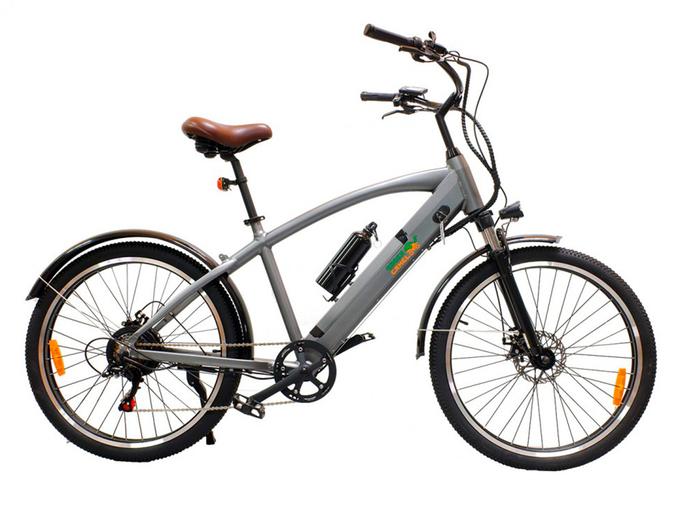 Электровелосипед GreenCamel Santa (500W 48V 10Ah)
