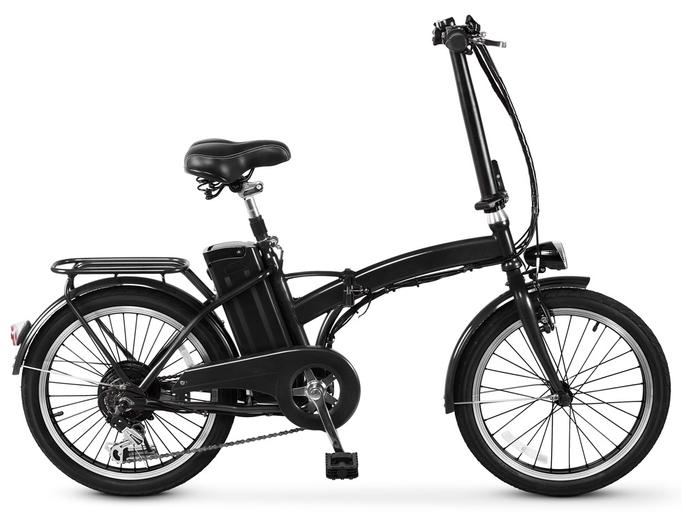 Электровелосипед GreenCamel Solo (350W 36V 10Ah)
