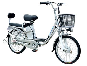Электровелосипед GreenCamel Транк-2 (R20 350W 48V 10Ah)