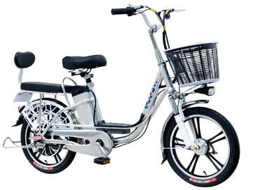 Электровелосипед GreenCamel Транк-18 (R18 350W 48V 10Ah)