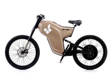 Электровелосипед Greyp G-12S - Фото 0