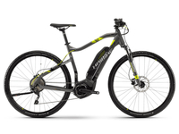 Haibike (2018) SDURO Cross 4.0 men 400Wh 10s Deore