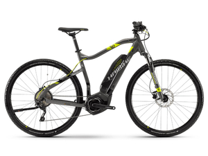 Электровелосипед Haibike (2018) SDURO Cross 4.0 men 400Wh 10s Deore - Фото 0