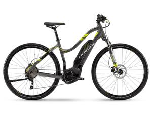 Электровелосипед Haibike (2018) SDURO Cross 4.0 women 400Wh 10s Deore - Фото 0