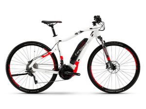 Электровелосипед Haibike (2018) SDURO Cross 6.0 men 500Wh 20s XT - Фото 0