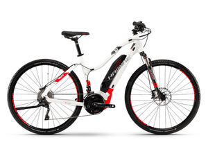 Электровелосипед Haibike (2018) SDURO Cross 6.0 women 500Wh 20s XT - Фото 0