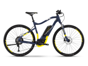 Электровелосипед Haibike (2018) SDURO Cross 7.0 men 500Wh 11s XT - Фото 0