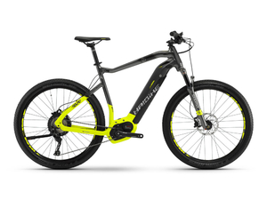 Электровелосипед Haibike (2018) SDURO Cross 9.0 men 500Wh 11s XT - Фото 0