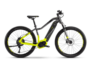 Электровелосипед Haibike (2018) SDURO Cross 9.0 women 500Wh 11s XT - Фото 0
