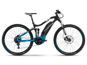 Электровелосипед Haibike (2018) SDURO FullNine 5.0 400Wh 11s NX - Фото 0