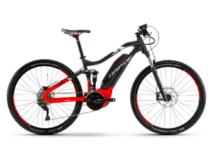 Электровелосипед Haibike (2018) SDURO FullNine 6.0 500Wh 20s Deore - Фото 0