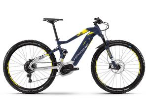 Электровелосипед Haibike (2018) SDURO FullNine 7.0 500Wh 11s NX - Фото 0