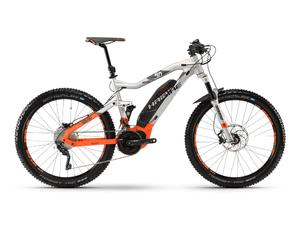 Электровелосипед Haibike (2018) SDURO FullSeven 8.0 500Wh 20s XT - Фото 0