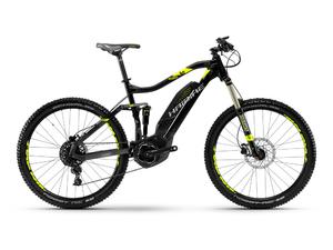 Электровелосипед Haibike (2018) SDURO FullSeven LT 4.0 400Wh 11s NX - Фото 0