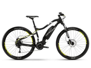 Электровелосипед Haibike (2018) SDURO HardNine 1.0 400Wh 9s Altus - Фото 0