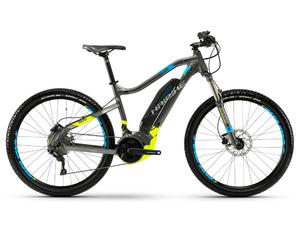 Электровелосипед Haibike (2018) SDURO HardNine 3.5 500Wh 20s Deore - Фото 0