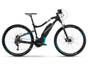 Электровелосипед Haibike (2018) SDURO HardNine 5.0 500Wh 20s Deore - Фото 0