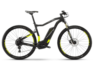 Электровелосипед Haibike (2018) SDURO HardNine Carbon 8.0 500Wh 11s NX - Фото 0