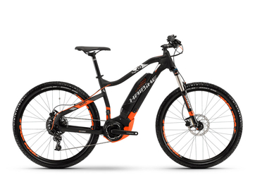 Электровелосипед Haibike (2018) SDURO HardSeven 2.0 400Wh 11s NX - Фото 0