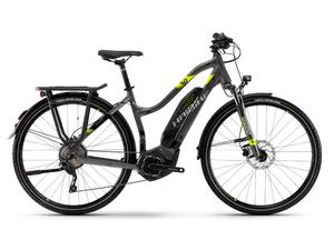 Электровелосипед Haibike (2018) SDURO Trekking 4.0 Da 400Wh 10s Deore - Фото 0