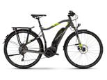 Электровелосипед Haibike (2018) SDURO Trekking 4.0 He 400Wh 10s Deore - Фото 0