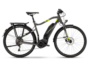 Электровелосипед Haibike (2018) SDURO Trekking 4.0 He 400Wh 10s Deore - Фото 0