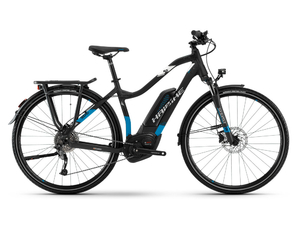 Электровелосипед Haibike (2018) SDURO Trekking 5.0 Da 500Wh 9s Alivio - Фото 0