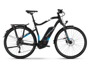 Электровелосипед Haibike (2018) SDURO Trekking 5.0 He 500Wh 9s Alivio - Фото 0