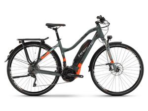 Электровелосипед Haibike (2018) SDURO Trekking 8.0 women 500Wh 20s XT - Фото 0