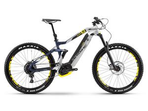 Электровелосипед Haibike (2018) XDURO AllMtn 7.0 500Wh 11s NX - Фото 0