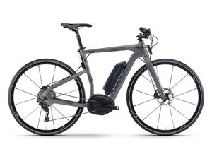 Электровелосипед Haibike (2018) XDURO Urban 4.0 500Wh 11s XT - Фото 0