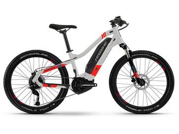 Электровелосипед Haibike HardFour 400Wh (2021)