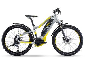 Электровелосипед Haibike SDURO HardFour Life Street 4.5 - Фото 0