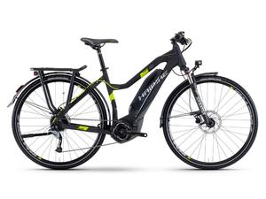Электровелосипед Haibike SDURO Trekking 4.0 women - Фото 0