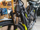 Электровелосипед Haibike SDURO Trekking 4.0 women - Фото 2