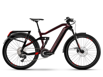 Электровелосипед Haibike XDURO Adventr FS (2021)